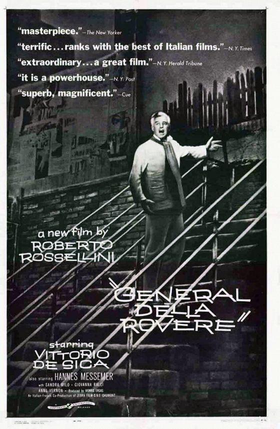 Генерал делла Ровере (Il generale della Rovere)