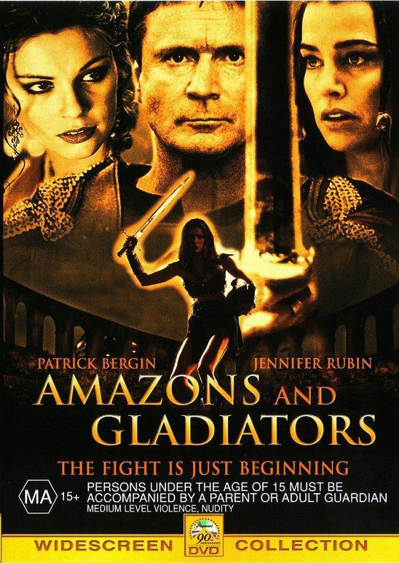 Амазонки и гладиаторы (Amazons and Gladiators)