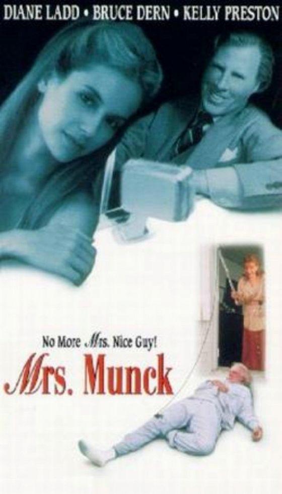 Миссис Манк (Mrs. Munck)