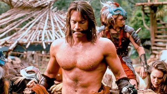 Геркулес и амазонки (Hercules and the Amazon Women)