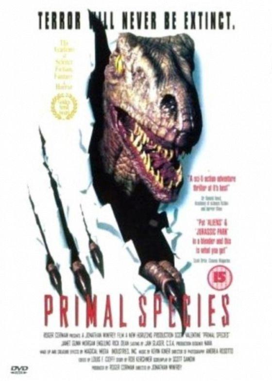 Карнозавр-3 (Carnosaur-3: Primal Species)