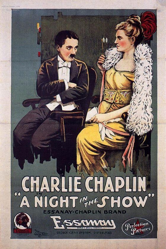 Вечер в мюзик-холле (A Night in the Show)