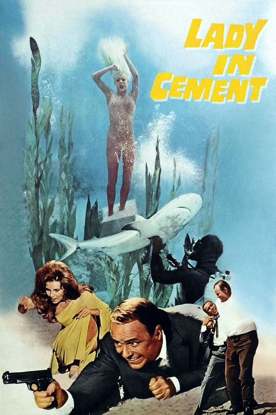 Леди в цементе (Lady in Cement)