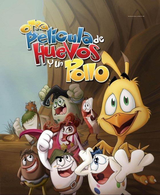 Приключения яиц и цыпленка (Otra película de huevos y un pollo)