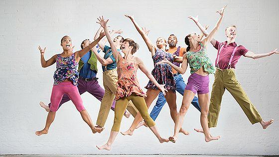 Концерт ансамбля «Lehrer Dance»