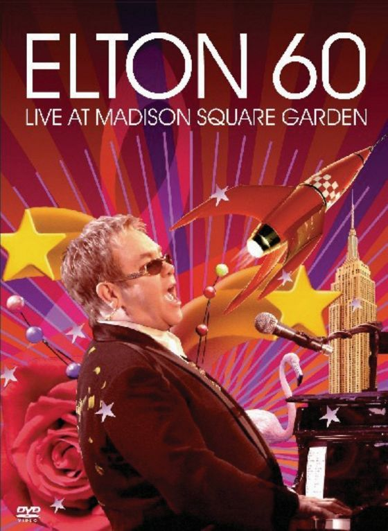 Концерт Элтона Джона в Нью-Йорке (Happy Birthday Elton! From Madison Square Garden, New York)