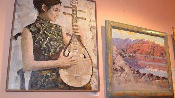 Китай глазами русских художников