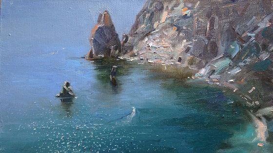 Евгений Терехов. Крым