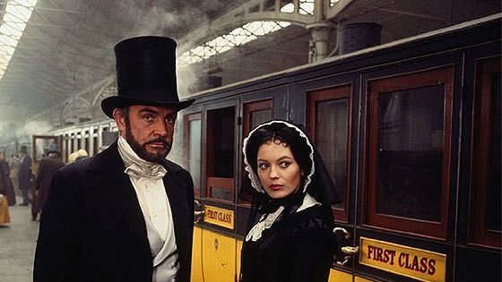 Большое ограбление поезда (The First Great Train Robbery)