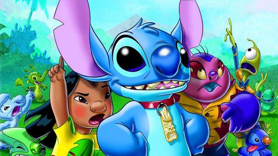 Лерой и Стич (Leroy & Stitch)