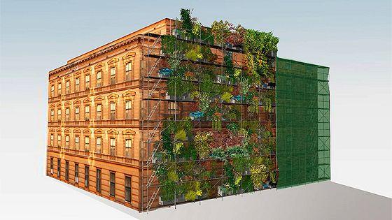 Расширение пространства. Художественные практики в городской среде
