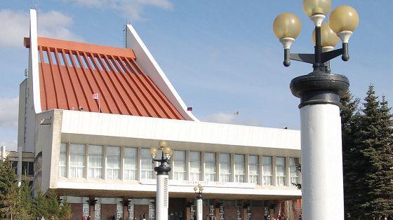 Омский музыкальный театр