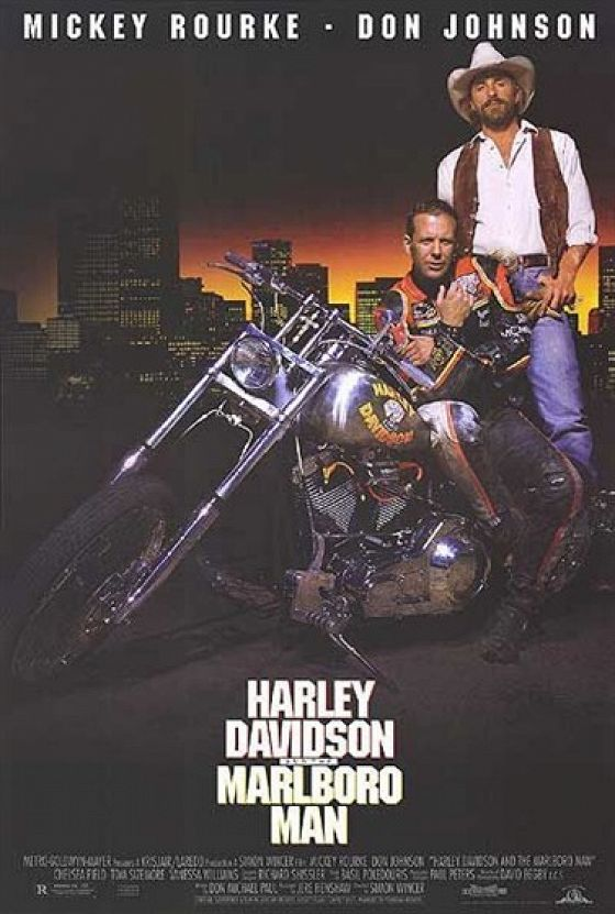 Харли Дэвидсон и ковбой Мальборо (Harley Davidson and the Marlboro Man)
