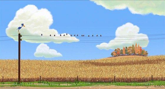 О птичках (For the Birds)