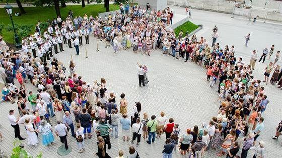 Летний семейный фестиваль «Лето в Ново-Молоково»