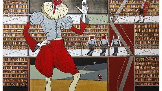 Кирилл Рубцов. Библиотека