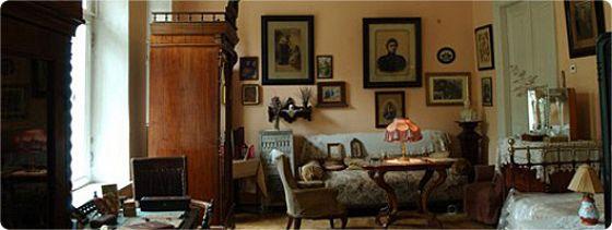 Дом-музей Ермоловой / Театральный салон на Тверском бульваре