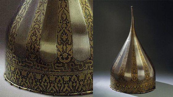 Шлем Ивана Грозного