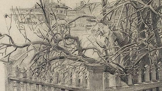 Карандашный рисунок: от Ореста Кипренского до Казимира Малевича