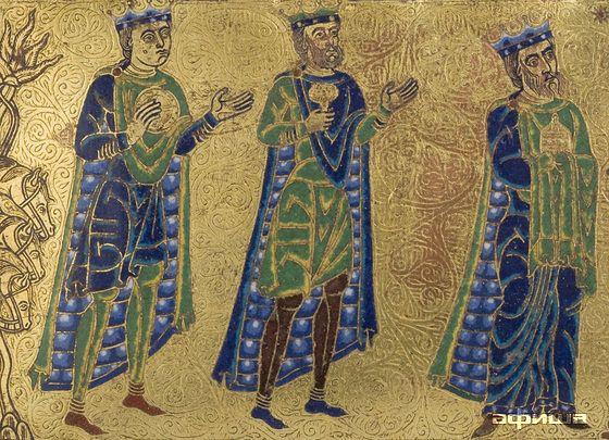Лазурь и золото Лиможа