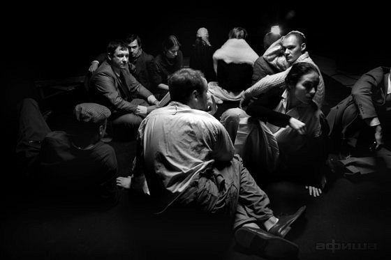 «Ночь в музее» в Манеже