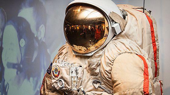 Космонавтом быть хочу!