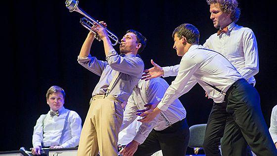 Большой джазовый оркестр Петра Востокова, Vasiliev Brothers, Bril Family