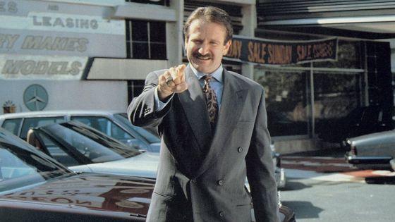 Человек-кадиллак (Cadillac Man)