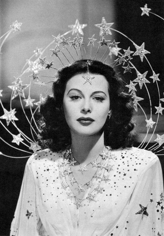 Хеди Ламарр (Hedy Lamarr)
