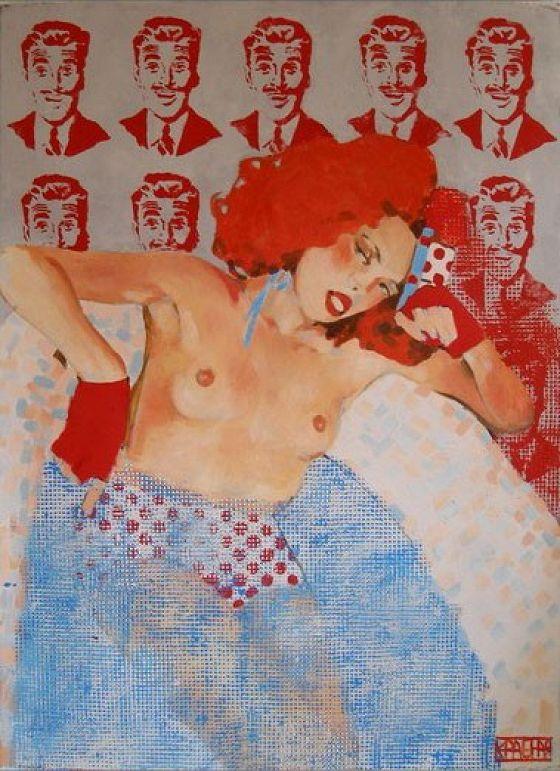 Анна Красная