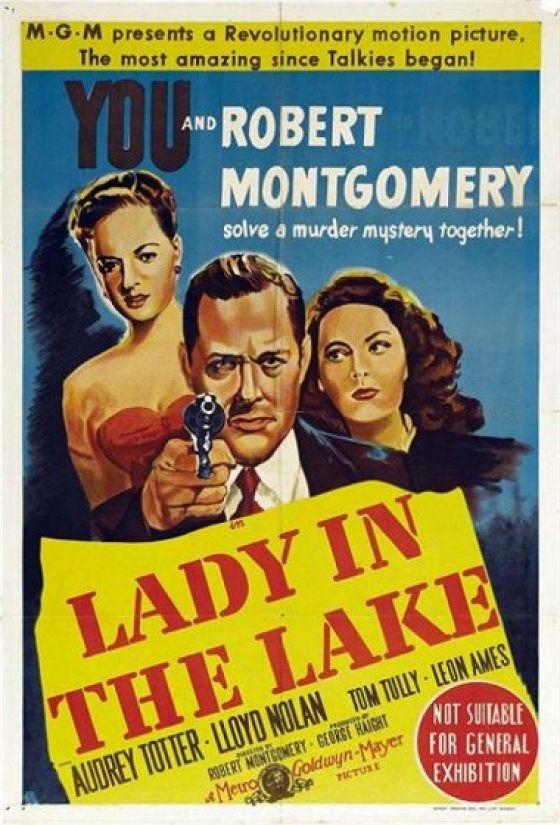 Леди в озере (Lady in the Lake)