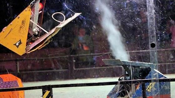 Бронебот-2015: Бои роботов. Осенний сезон