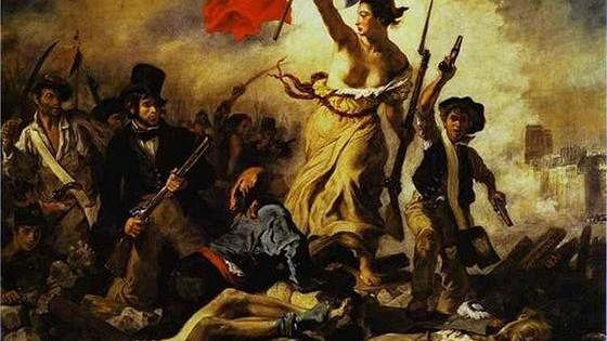 Свобода на баррикадах. XXI век