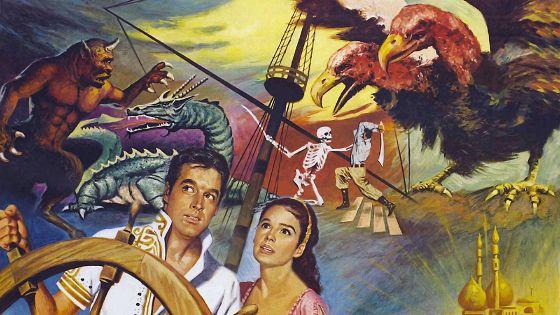 Седьмое путешествие Синдбада (The 7th Voyage of Sinbad)