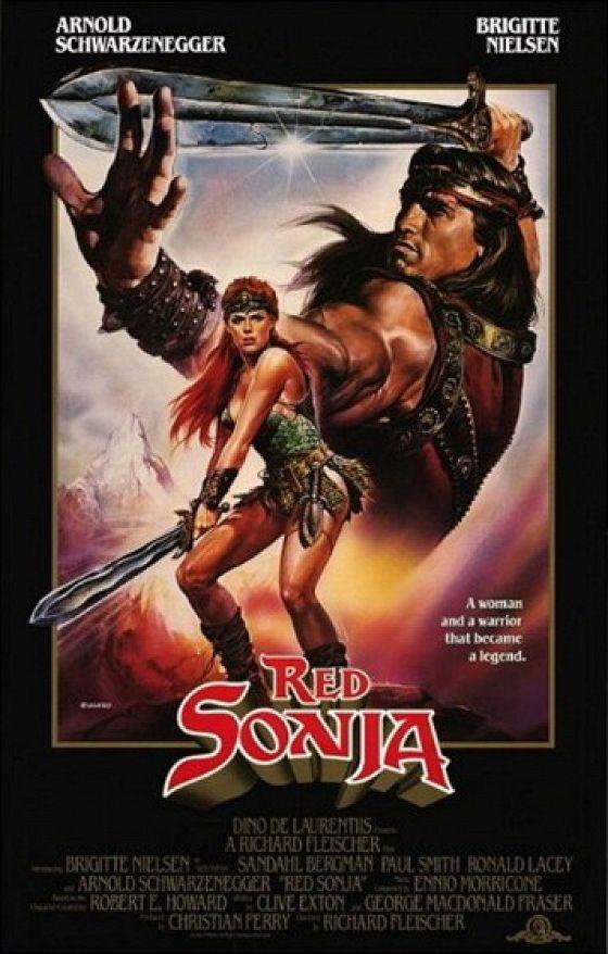 Рыжая Соня (Red Sonja)