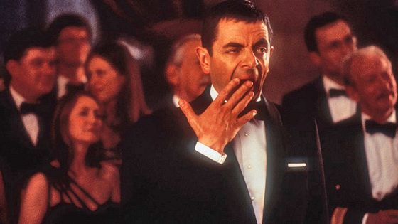 Агент Джонни Инглиш (Johnny English)