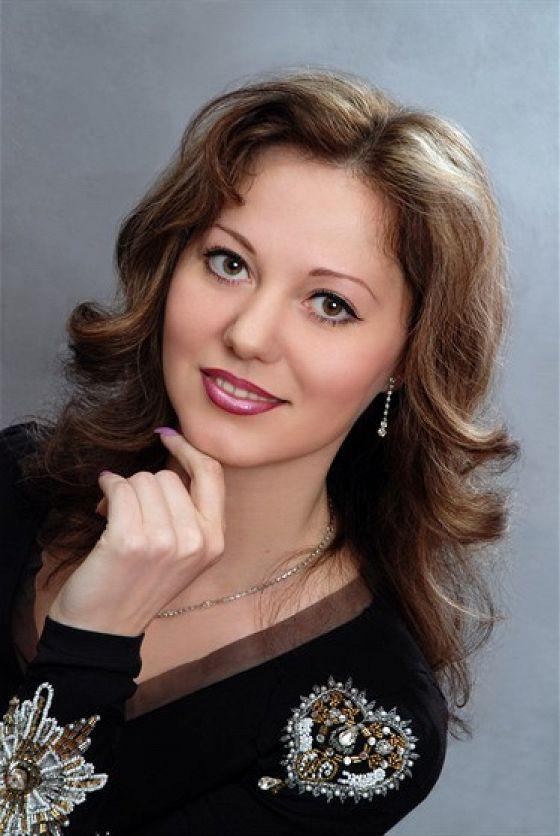 Александра Пряха