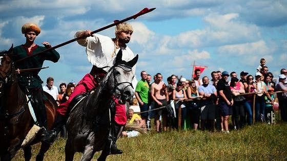 VII Фестиваль исторических клубов «Воиново поле»