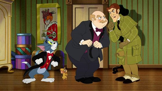 Том и Джерри: Шерлок Холмс (Tom and Jerry Meet Sherlock Holmes)