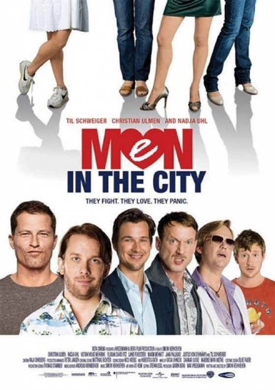 Мужчины в большом городе (Männerherzen)