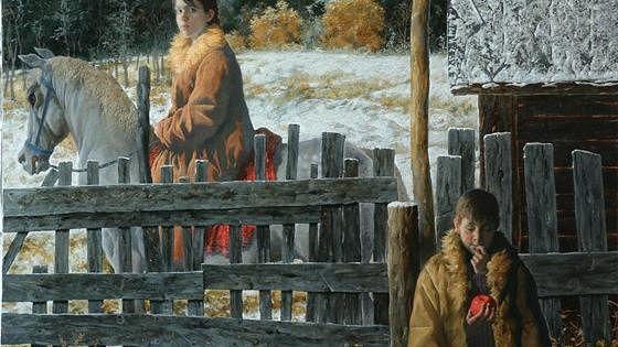 Дагестан глазами российских художников. Россия глазами дагестанских художников