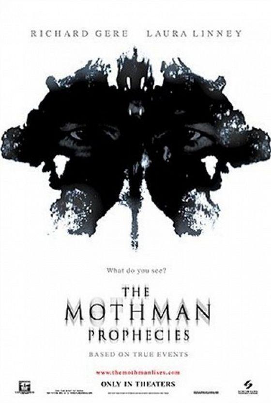 Человек-мотылек (The Mothman Prophecies)