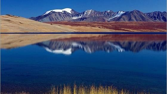 Олег Смолий. Монгун-Тайга — серебряная гора Тывы