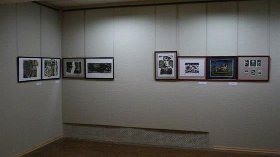 «Графический кабинет» и Printmaking Cheboksary