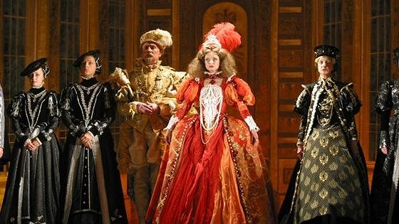 Западня для королевы (Рюи Блаз)