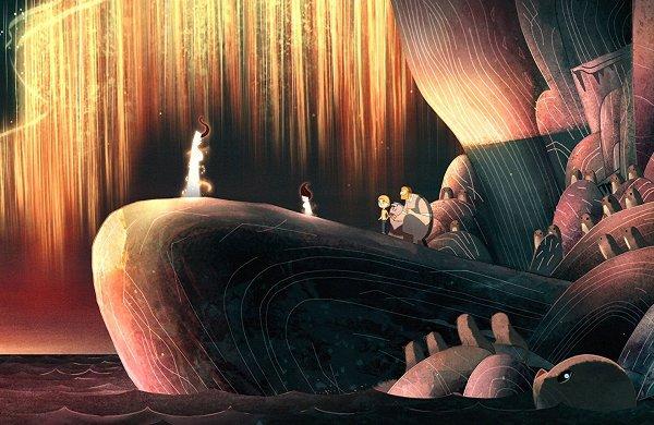 мультфильмов по мотивам легенд и мифов — об отваге и взаимопомощи