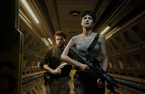 Новые фильмы про космос 2017 года