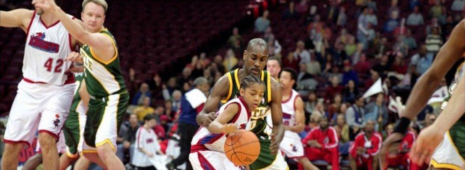 Кино: «Как Майк: Уличный баскетбол»