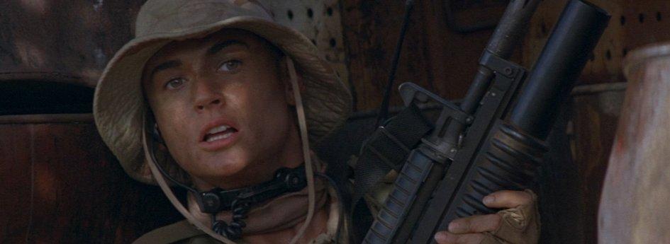 Кино: «Солдат Джейн»