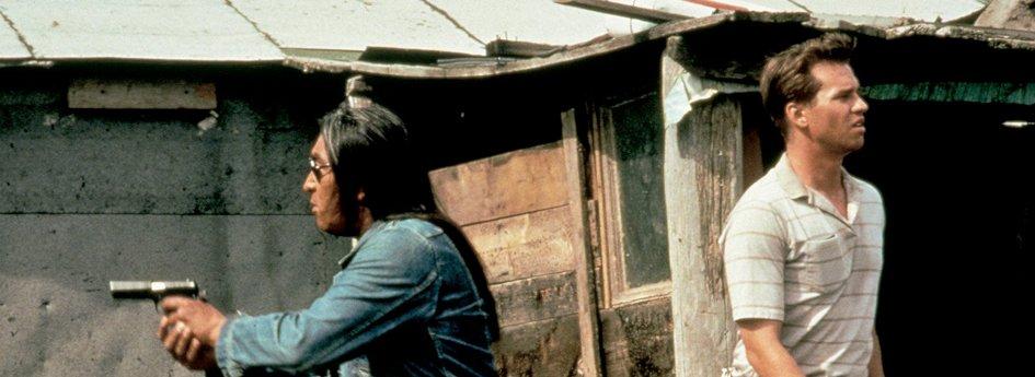 Кино: «Громовое сердце»
